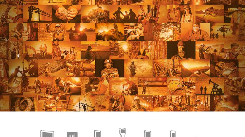 Juniper CX Landing Page