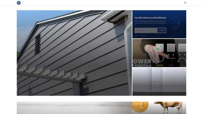 Blogo Landing Page