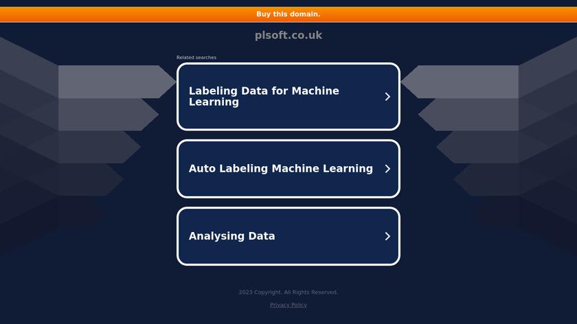 IWS6 Landing Page