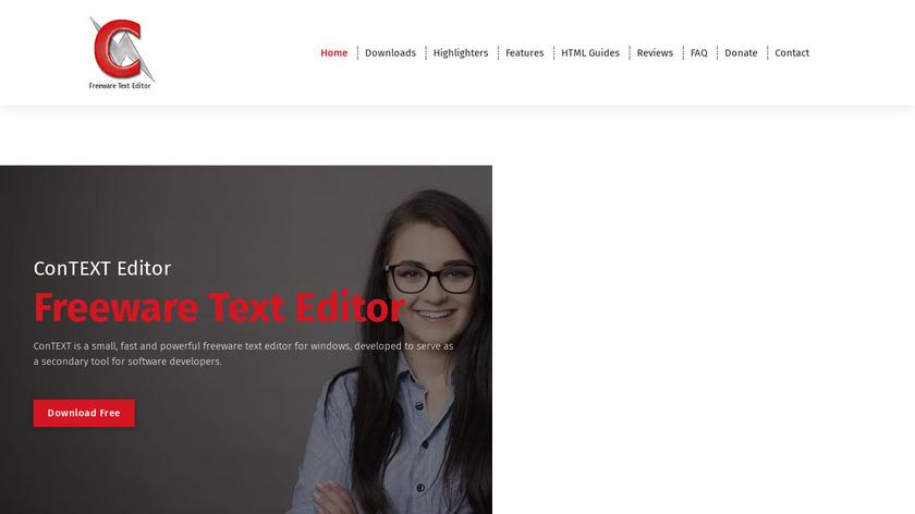 ConTEXT Landing Page