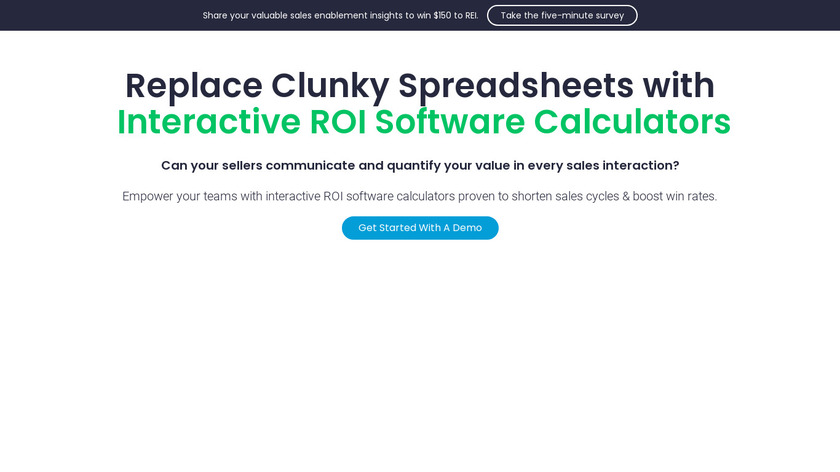 Alinean Landing Page