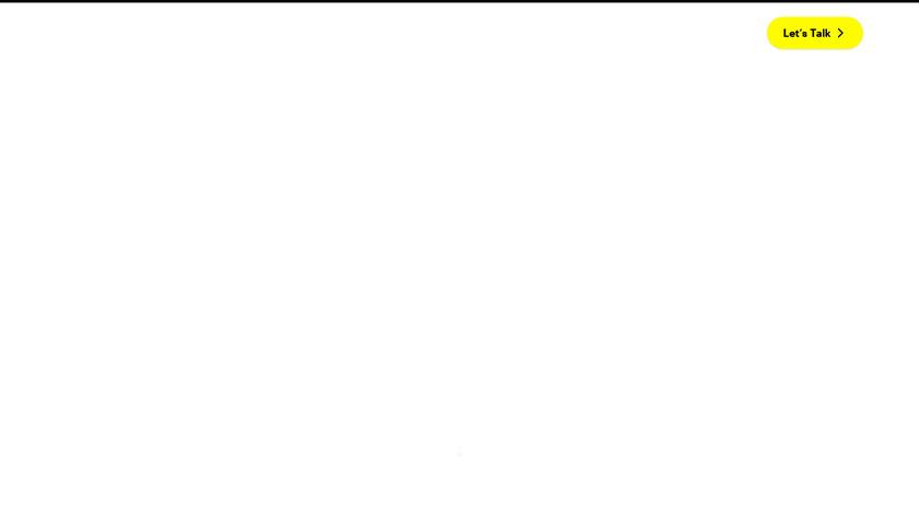 Fit Analytics Landing Page