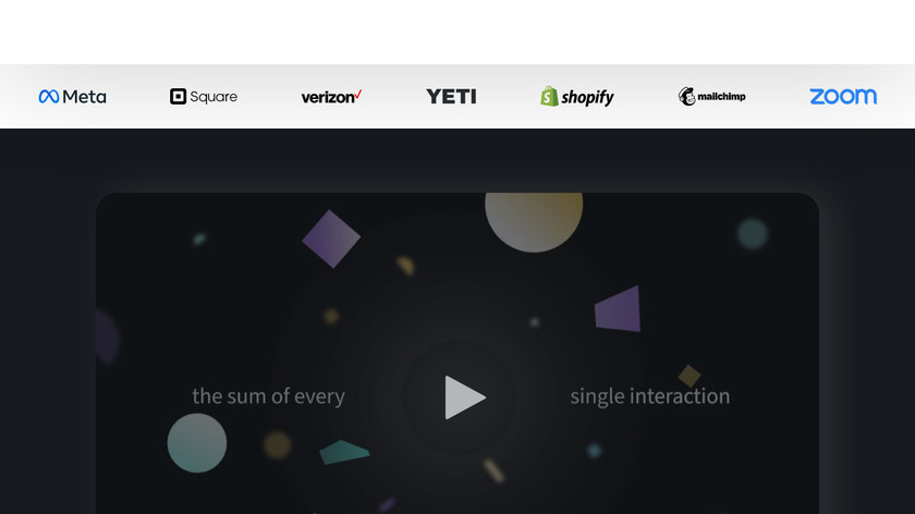 Ada Support Landing Page