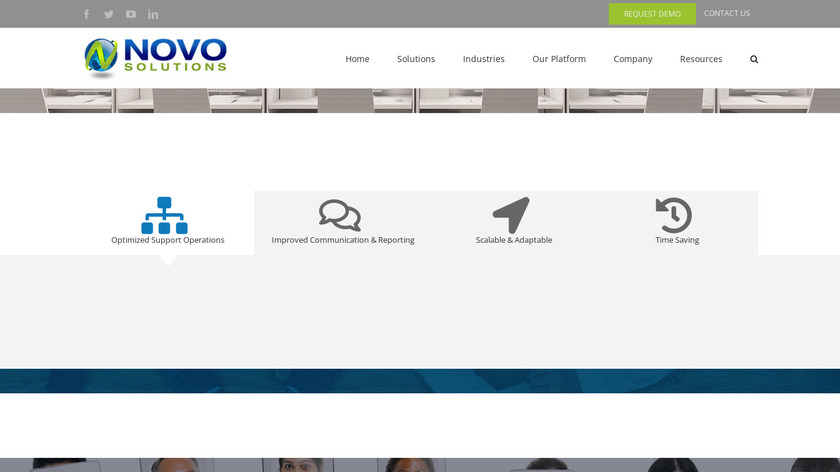 ShareNet Customer Support Landing Page