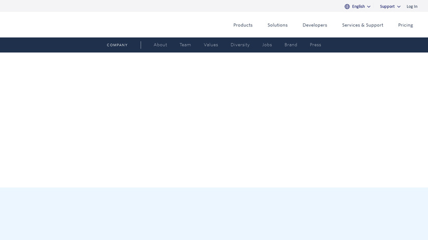 Twilio Landing Page