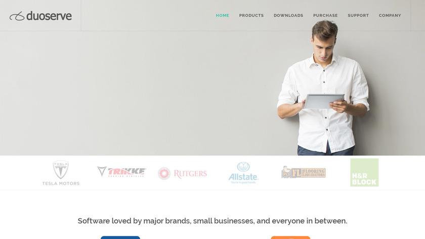 ScheduFlow Landing Page