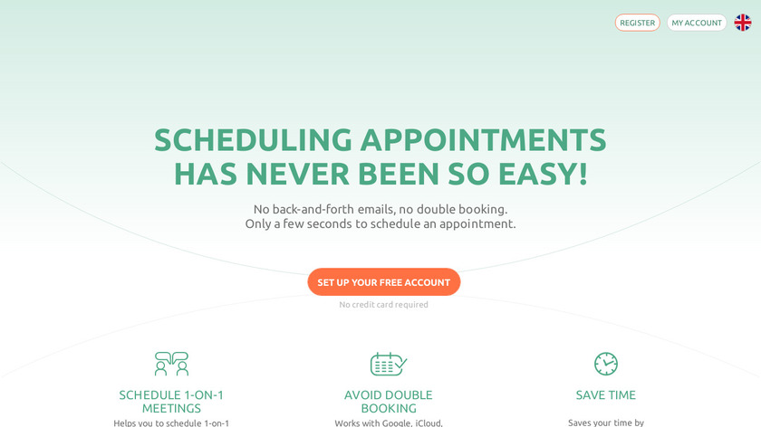 Appoint.ly Landing Page
