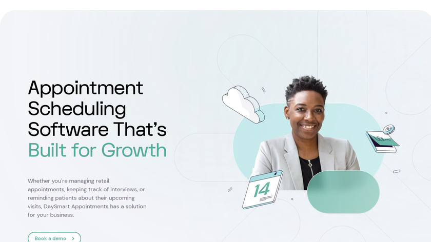 AppointmentPlus Landing Page