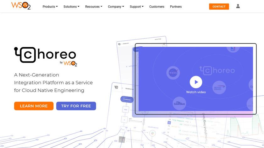 WSO2 API Manager Landing Page