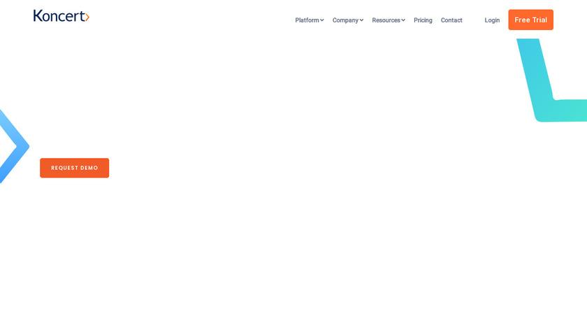 TruCadence Landing Page