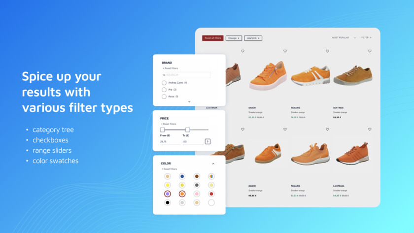 Site Search 360 Landing Page