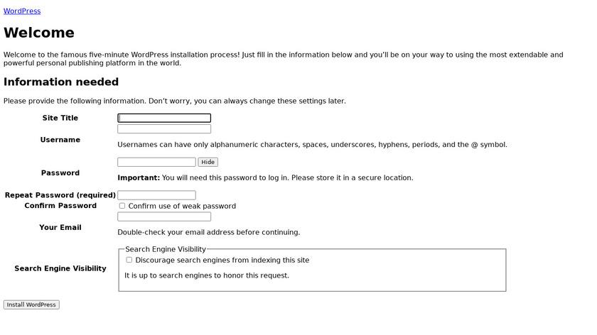 foodgawker Landing Page