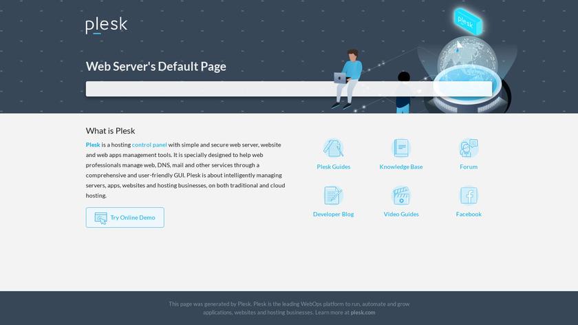 Droid Explorer Landing Page