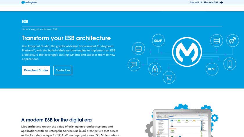 Compare Mule ESB VS IBM MQ - SaaSHub