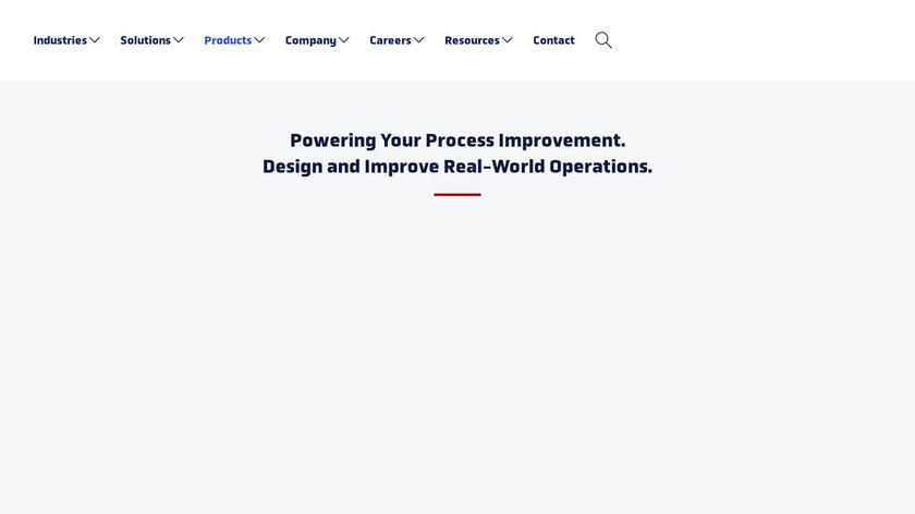 Promodel Landing Page