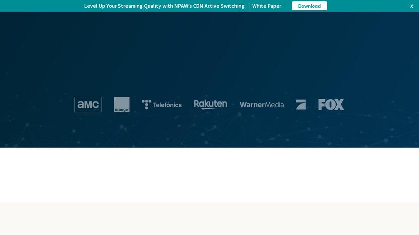 NicePeopleAtWork Landing Page