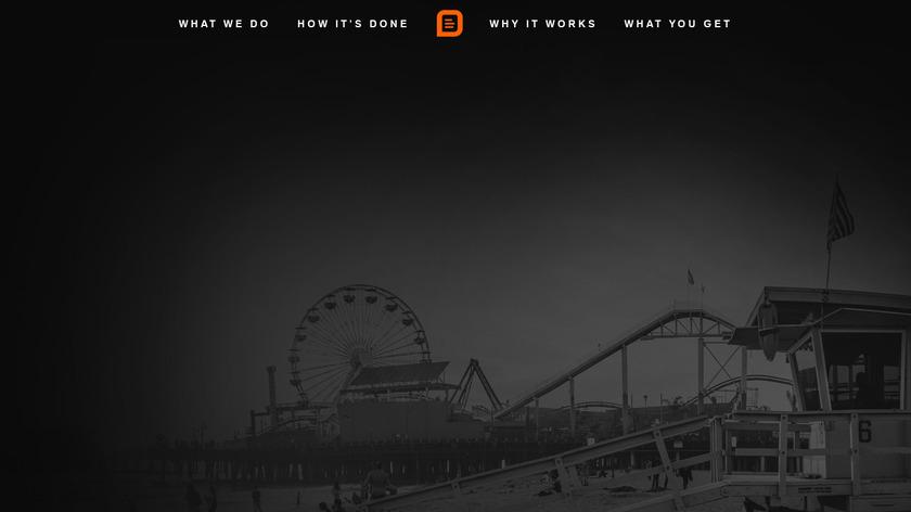 PureFocus Landing Page