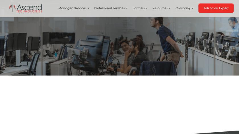 Switchfast Technologies Landing Page