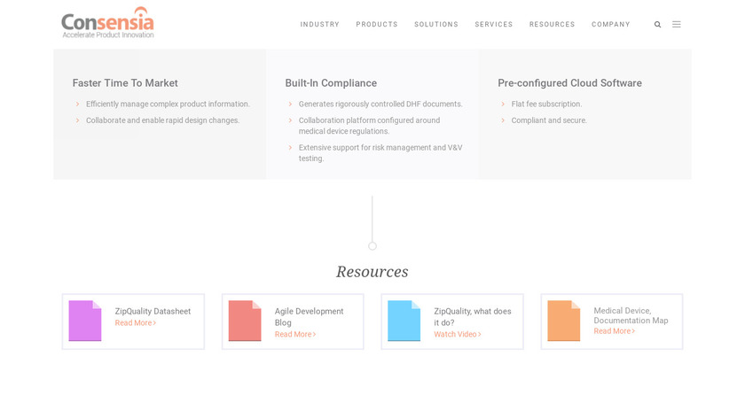 ZipQuality Landing Page