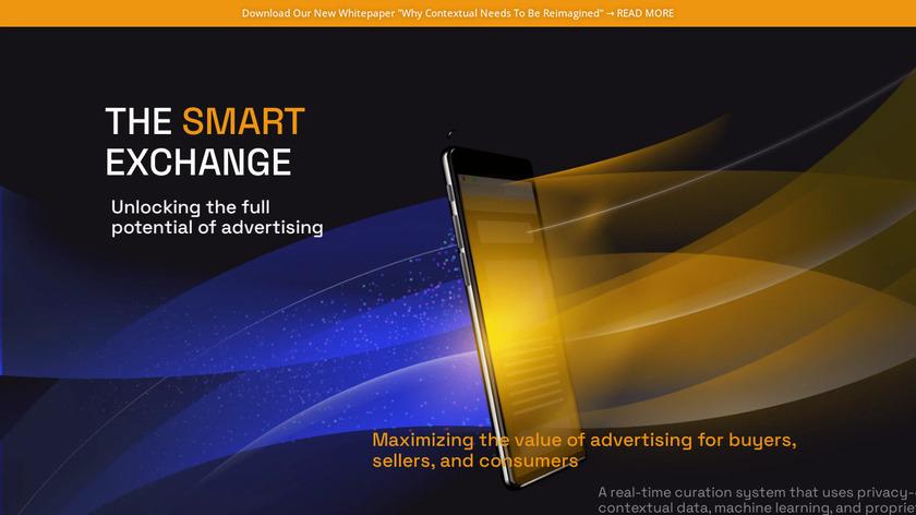 Yieldmo Landing Page