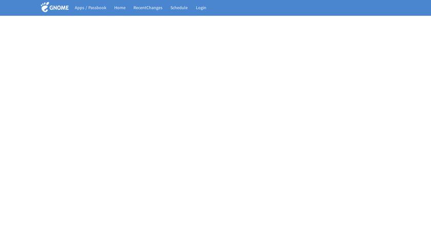 Passbook Landing Page
