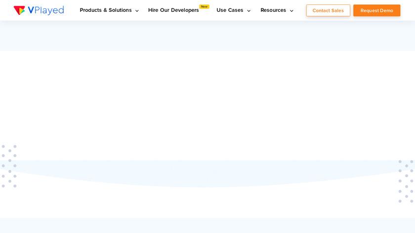 Contus Group Clone Landing Page