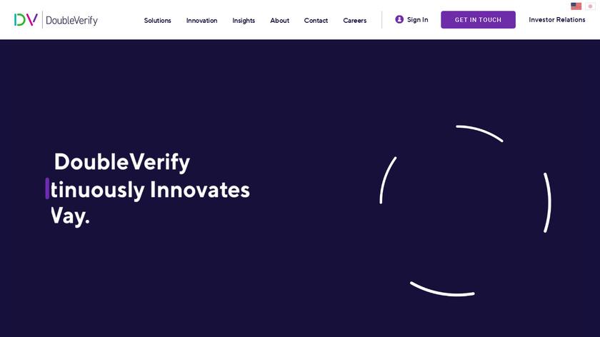 Meetrics Landing Page