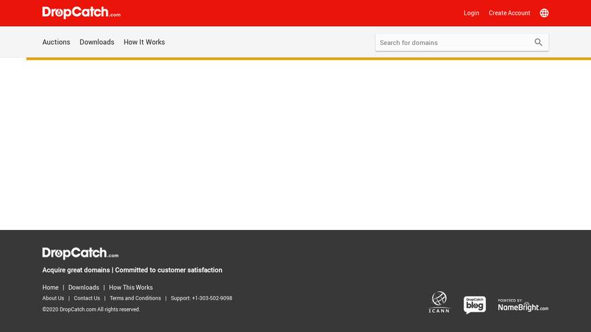 Projectfork Landing Page