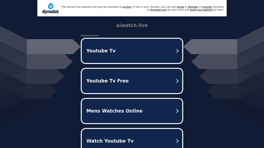 aiwatch Landing Page
