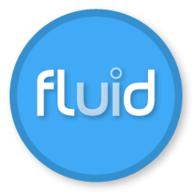 Fluid UI logo