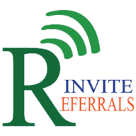 Invite Referrals logo