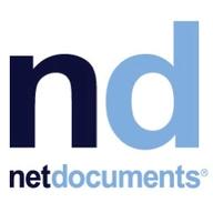 NetDocuments logo