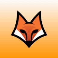 FoxText logo