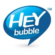 HeyBubble logo