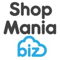 ShopMania BIZ logo