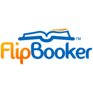 FlipBooker logo