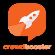 Crowdbooster logo