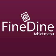 FineDine Tablet Menu logo