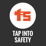 Tap into Safety logo