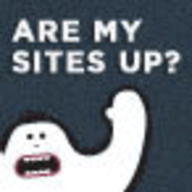 Are My Sites Up logo