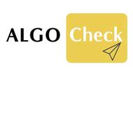 AlgoCheck logo