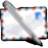 Kontact - KMail logo