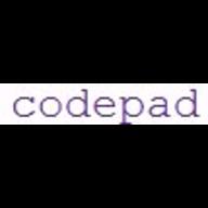 codepad logo