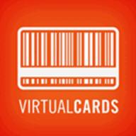 VirtualCards logo
