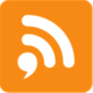 CommaFeed logo