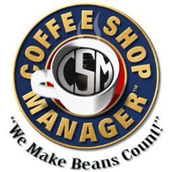 Coffee Shop Manager logo