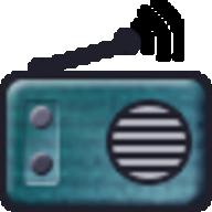 Pocket Radio Player logo
