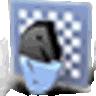 Shredder Chess logo