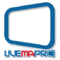LiveMApro logo
