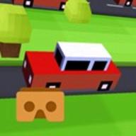 VR Crossy for Cardboard logo